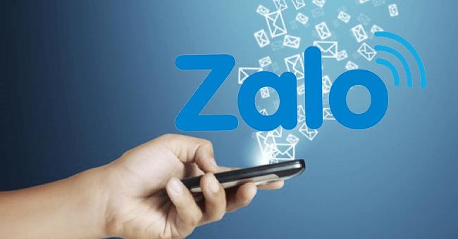 dịch vụ chăm sóc Zalo